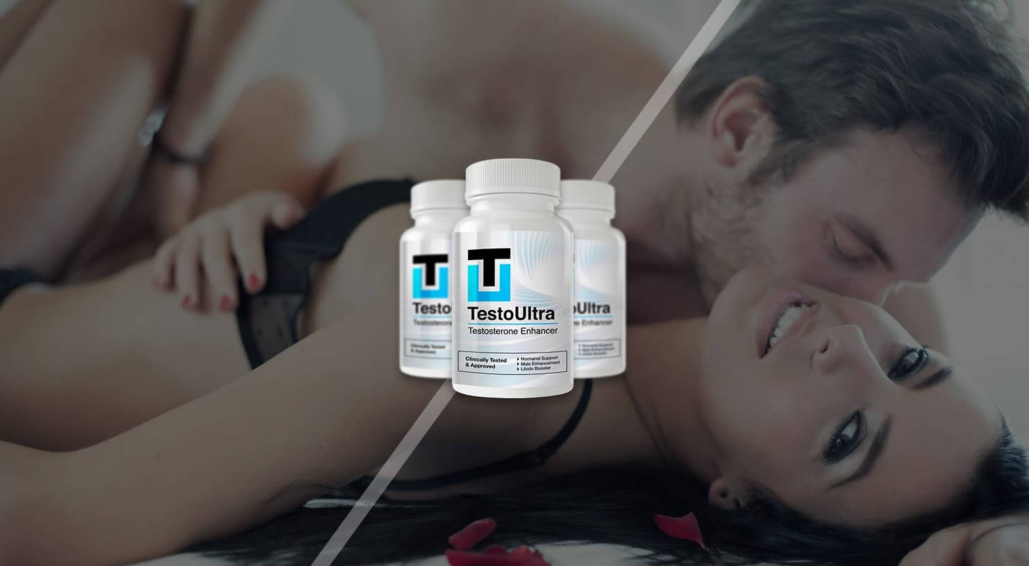 TestoUltra Review August 2021   ⇒ Price, Ingredients and 50% Discount